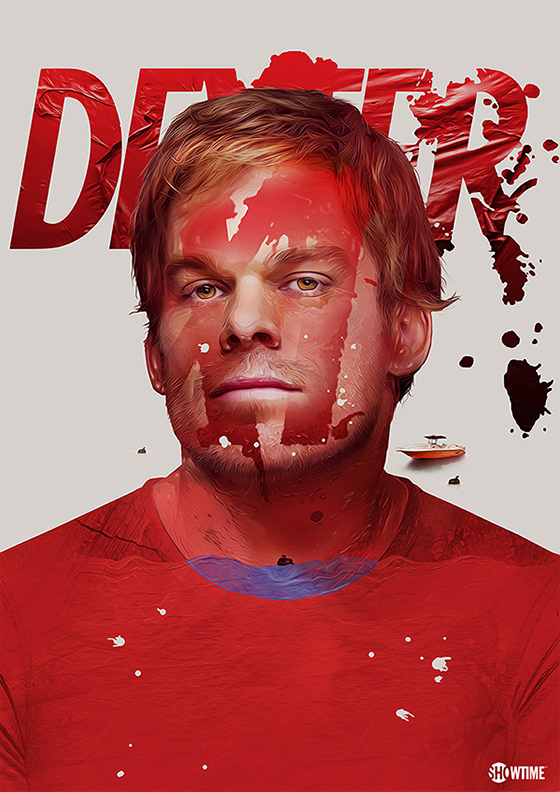 Digital Art by Adam Spizak: adam_spizak_dexter.jpeg