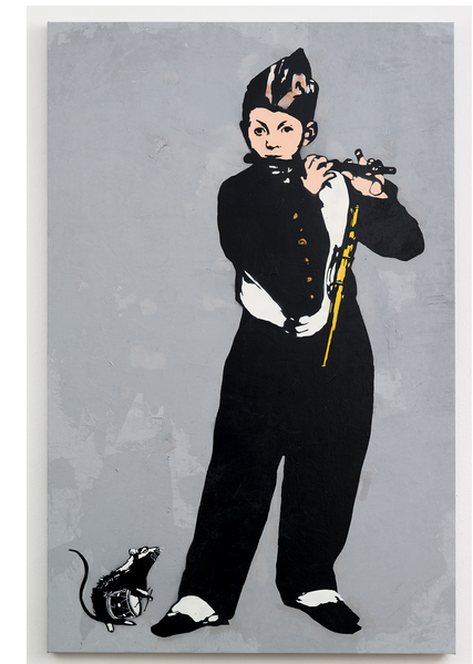 "Blek le Rat ""Ignorance is Bliss"" @ Jonathan LeVine Gallery, NYC: Screen shot 2013-09-24 at 2.27.48 PM.png"
