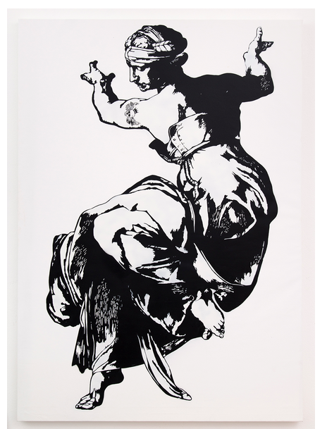 "Blek le Rat ""Ignorance is Bliss"" @ Jonathan LeVine Gallery, NYC: Screen shot 2013-09-24 at 2.27.59 PM.png"