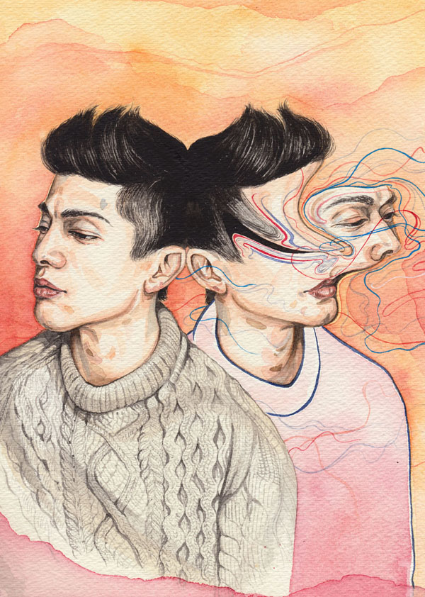 The Surreal Drawings of Henrietta Harris: mtheory-.jpg