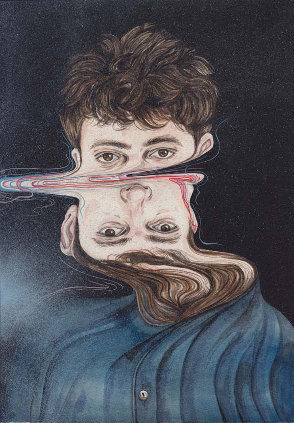The Surreal Drawings of Henrietta Harris: thegreatest_.jpg