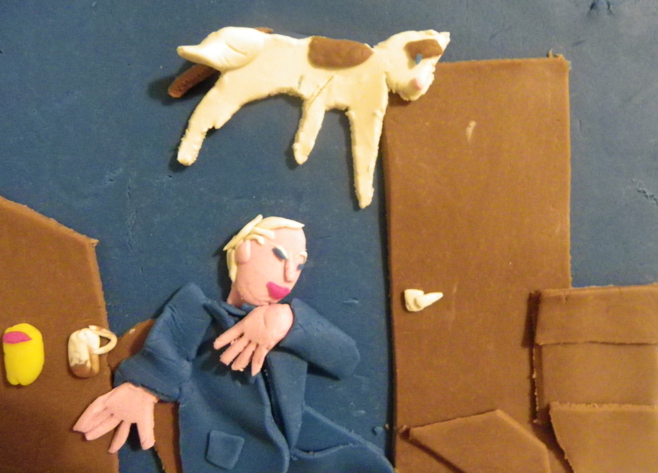 Photographs Rendered in Play-Doh: billingham.jpg