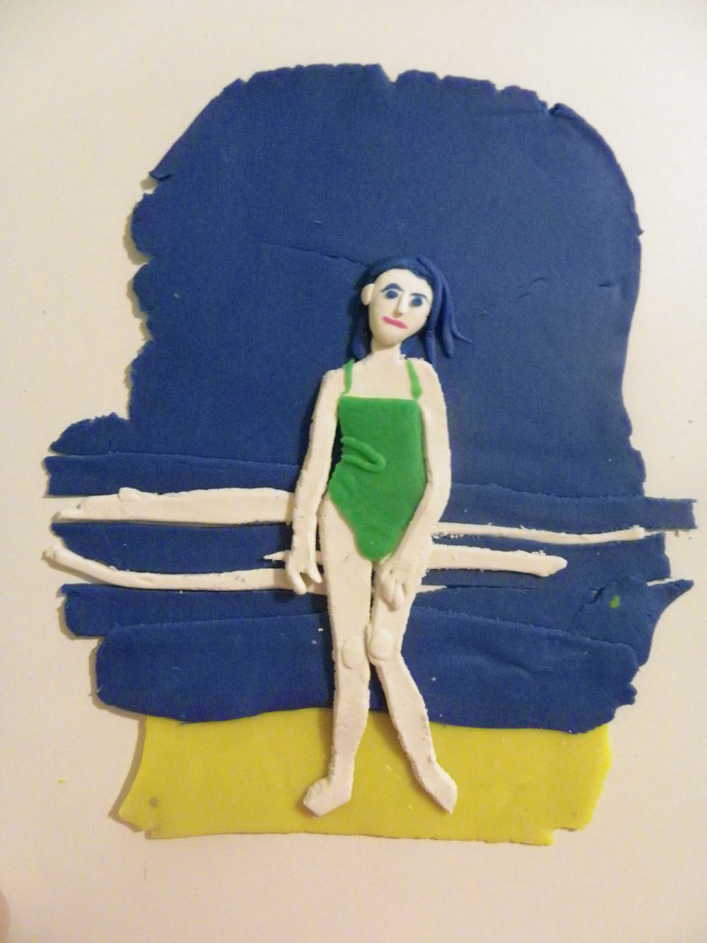 Photographs Rendered in Play-Doh: dijkstra1.jpg