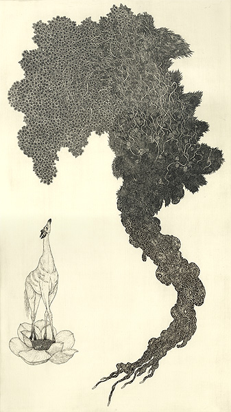 Incredible Etchings by Etsuko Fukaya: 08_b.jpg