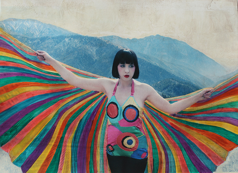Painted Photographs by Shae Detar: alia rainbow BLOG.jpg