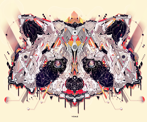 Electro Animals by Yo Az: yoaz11.png
