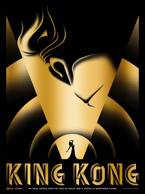 King Kong Turns 80 and Posters are Made: 1.jpg
