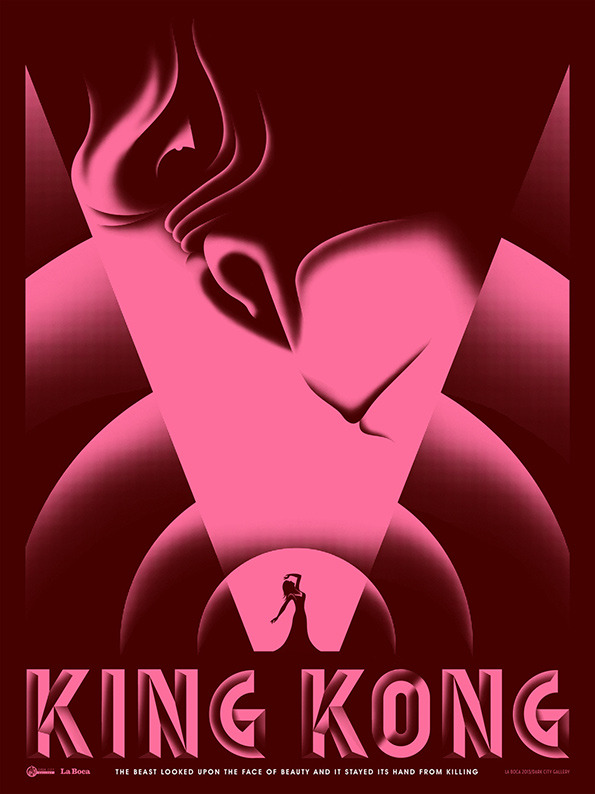 King Kong Turns 80 and Posters are Made: 2.jpg