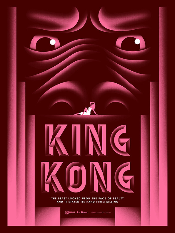 King Kong Turns 80 and Posters are Made: 3.jpg
