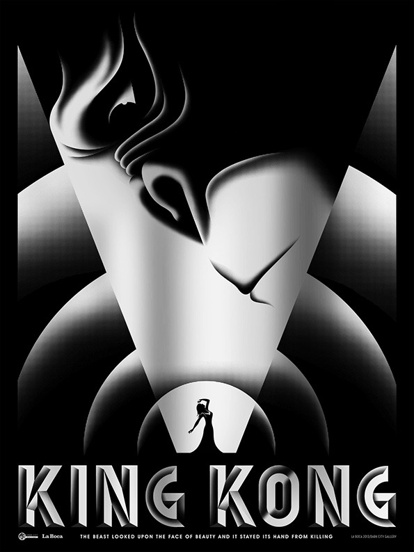 King Kong Turns 80 and Posters are Made: 4.jpg
