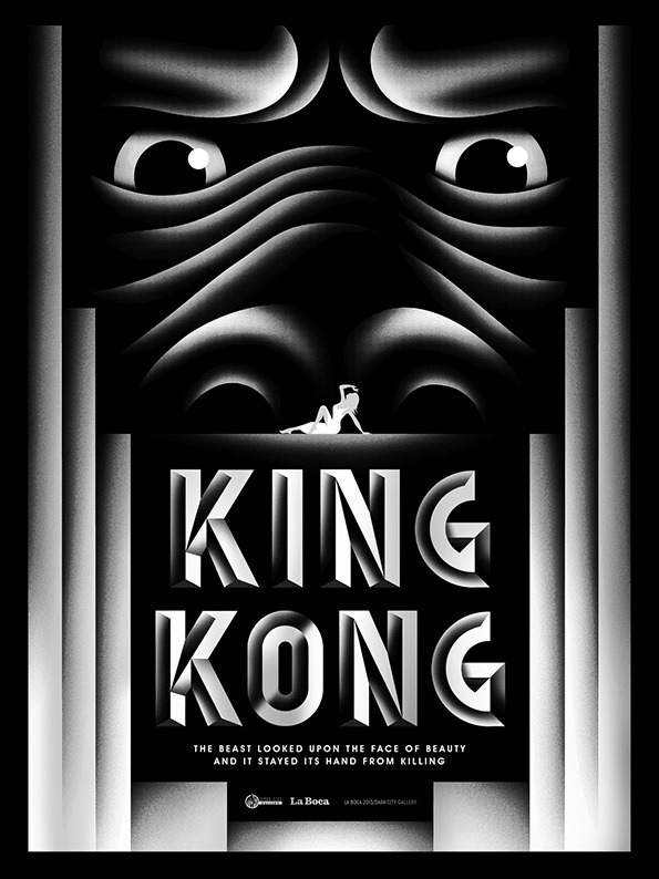 King Kong Turns 80 and Posters are Made: 7.jpg