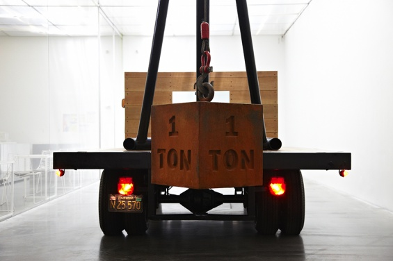 "Chris Burden ""Extreme Measures"" @ New Museum, NYC: 565x565x1-1.jpg"