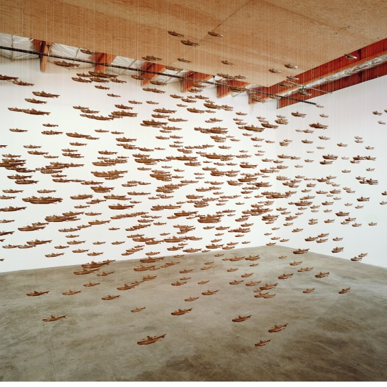 "Chris Burden ""Extreme Measures"" @ New Museum, NYC: 565x565x1.jpg"