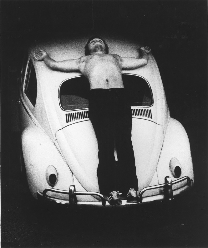 "Chris Burden ""Extreme Measures"" @ New Museum, NYC: 792x792x1.jpg"