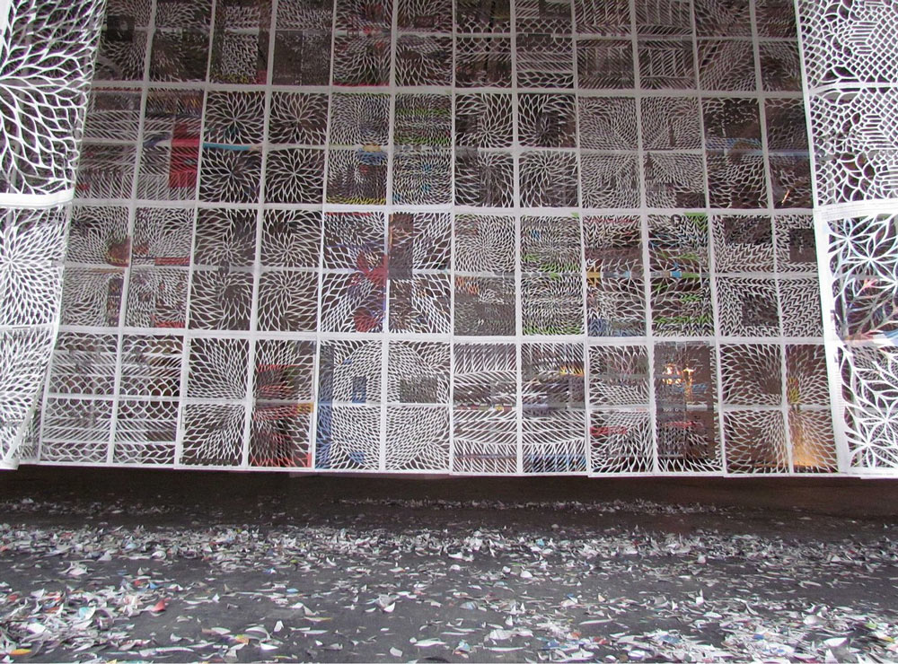 Intricately Cut Newspapers by Myriam Dion: Screen-shot-2013-10-02-at-3.jpg