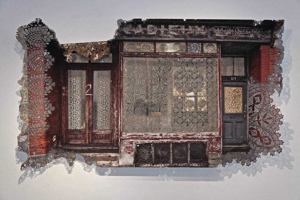 Intricately Cut Newspapers by Myriam Dion: Screen-shot-2013-10-023.11.jpg