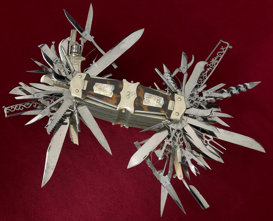 An Absurd Swiss Army-Type Knife from 1880: john-s-holler-mother-of-all-swiss-army-knives-1.jpg
