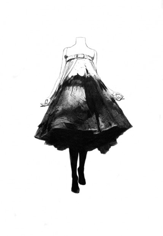 Fashion Illustrations by Nabil Nezzar: nabil-nezzar-9-429x620.jpg