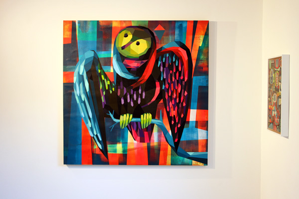 "IN L.A.: TIM BISKUP'S ""CHARGE"" @ MARTHA OTERO GALLERY: change_8765.jpg"