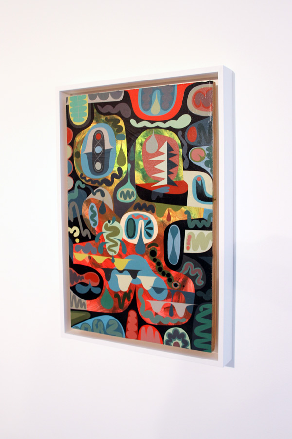 "IN L.A.: TIM BISKUP'S ""CHARGE"" @ MARTHA OTERO GALLERY: charge_8770.jpg"