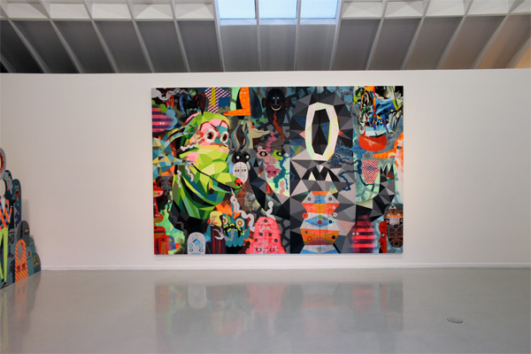 "IN L.A.: TIM BISKUP'S ""CHARGE"" @ MARTHA OTERO GALLERY: charge_8788.jpg"