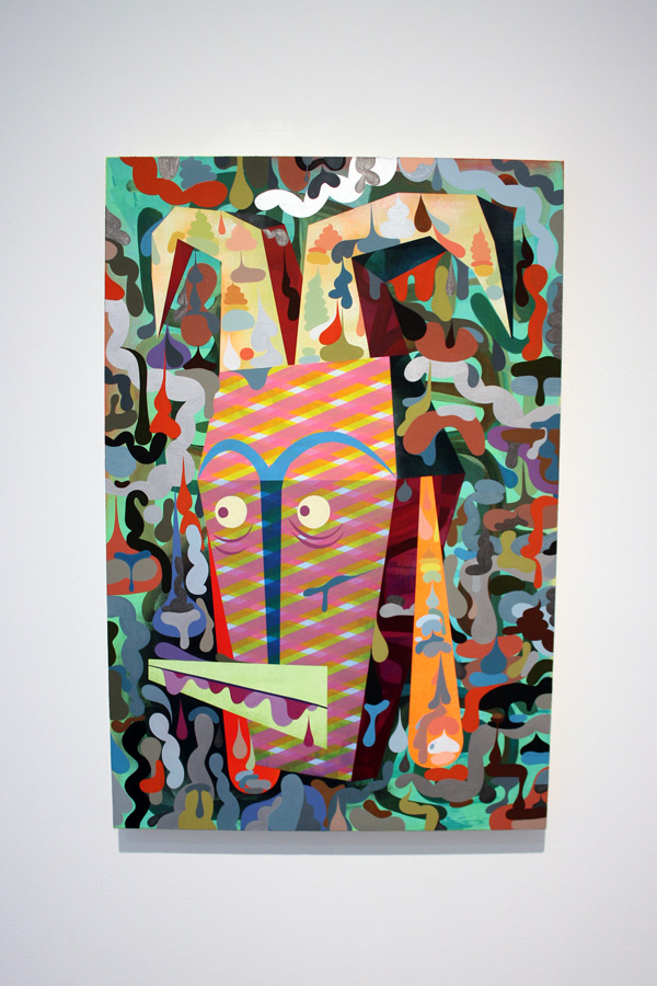 "IN L.A.: TIM BISKUP'S ""CHARGE"" @ MARTHA OTERO GALLERY: charge_8792.jpg"