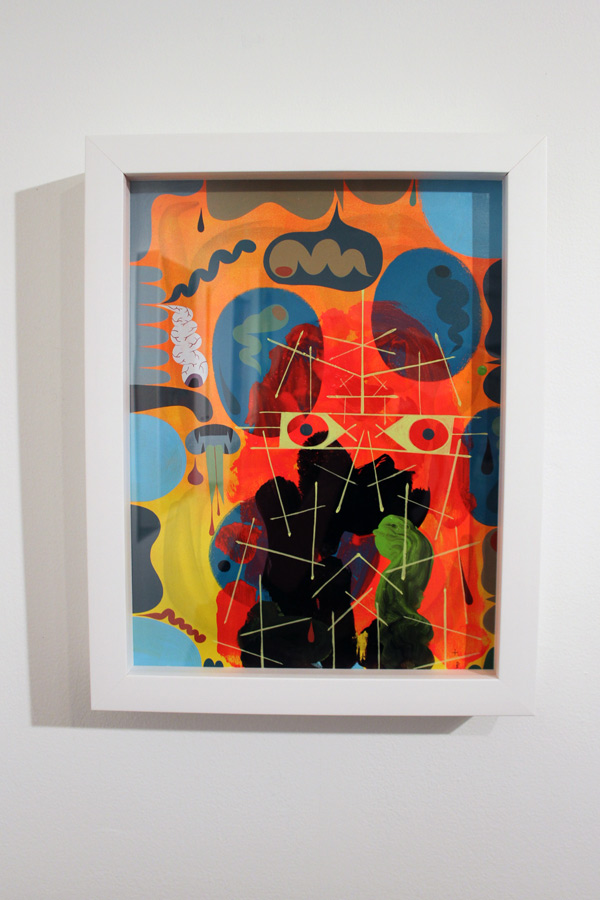 "IN L.A.: TIM BISKUP'S ""CHARGE"" @ MARTHA OTERO GALLERY: charge_8817.jpg"