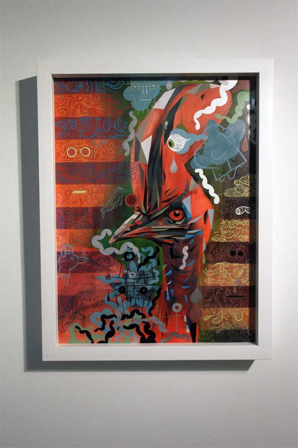 "IN L.A.: TIM BISKUP'S ""CHARGE"" @ MARTHA OTERO GALLERY: charge_8829.jpg"