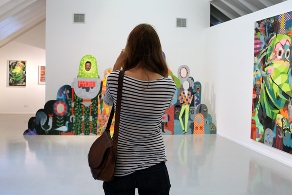 "IN L.A.: TIM BISKUP'S ""CHARGE"" @ MARTHA OTERO GALLERY: charge_8856.jpg"