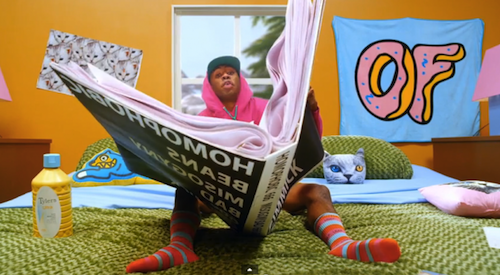 "Music Video: Tyler, The Creator ""Tamale"" : 7f23f__tyler-630x347.png"