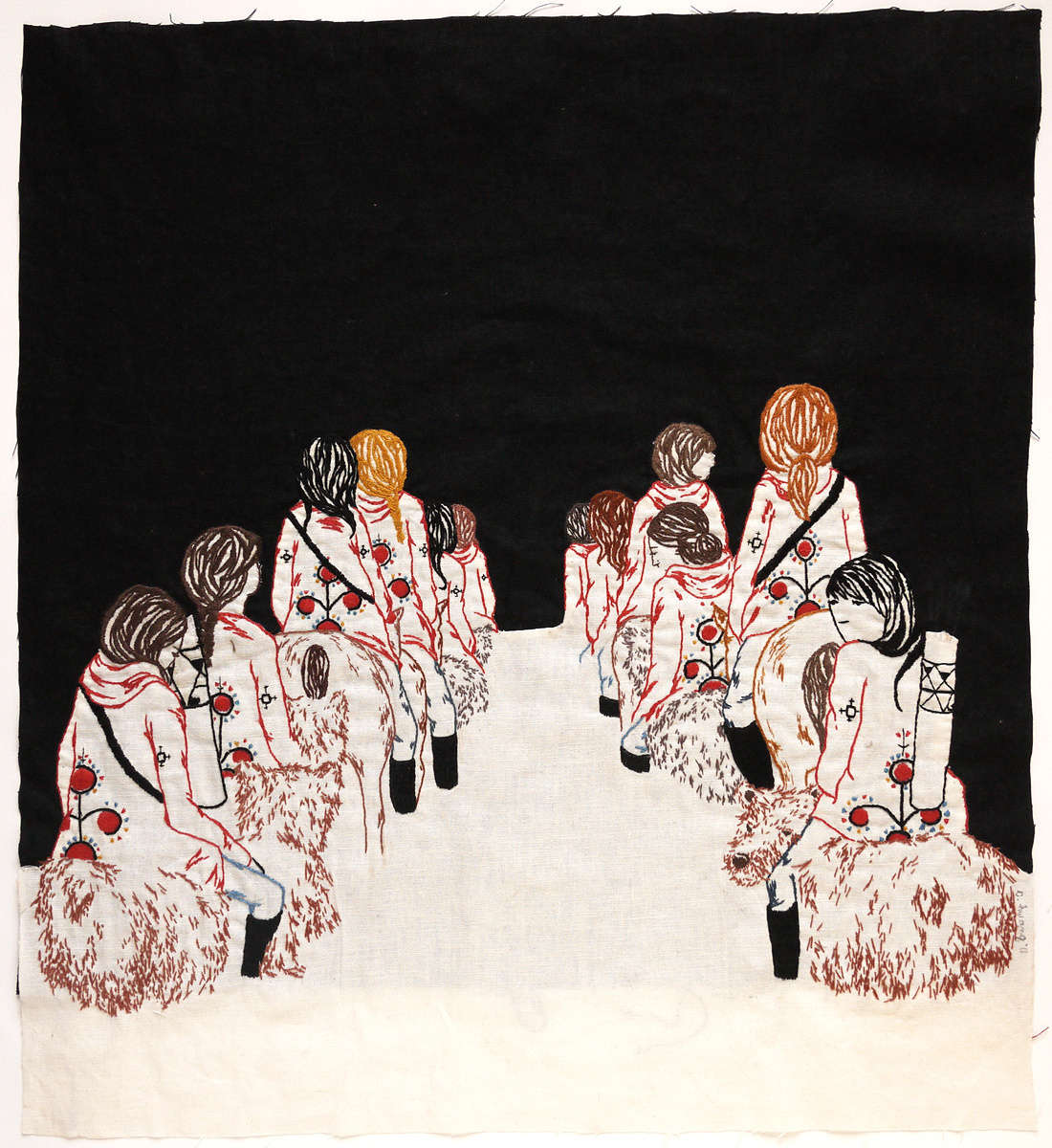 Embroidery and Drawings by Caroline Hwang: cd515960aa14b7b9-herewegoagain.jpg