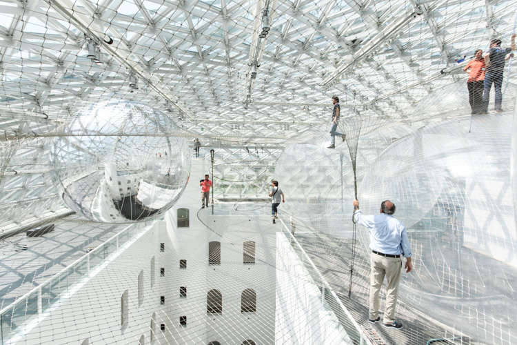 The Brilliant Imagination of Tomas Saraceno: TS_11K21_50457.jpg