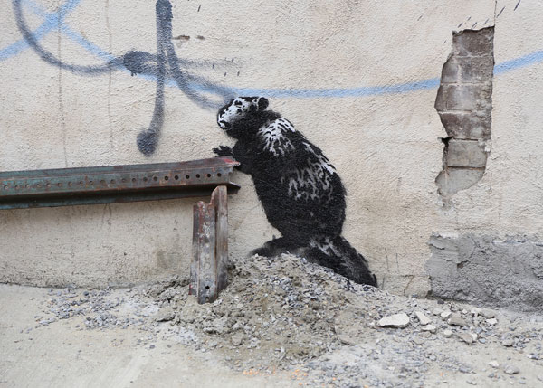 Video: Banksy - When the streets get real and you might get taxed: jux_banksy2.jpg