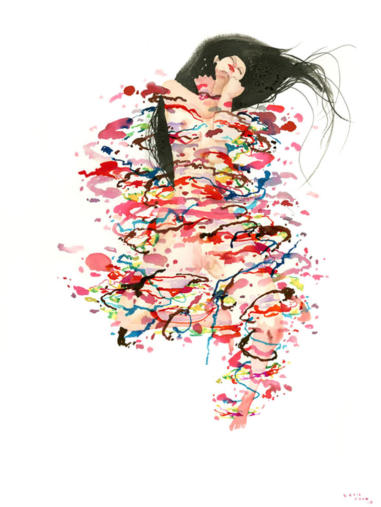Upcoming David Choe Lecture: October 17th: blanket.jpg
