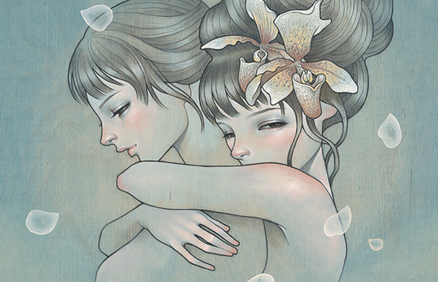 Bedroom Eyes: Work of Audrey Kawasaki: Kawasaki_03.png