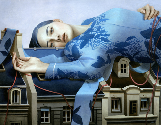 The Art of Tran Nguyen: Bedridden-Mementos.jpg