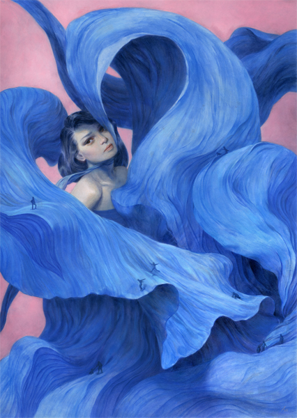 The Art of Tran Nguyen: across-a-blue.jpg