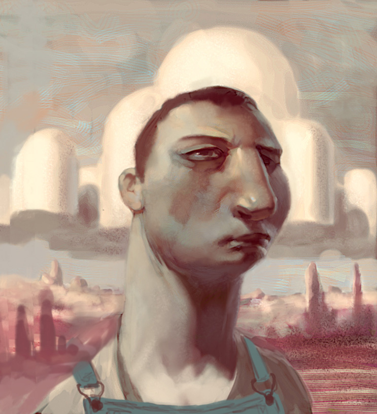 Inside the Imagination of Jon Foster: farmboy_001_by_jon_foster-d60zzdg.jpg