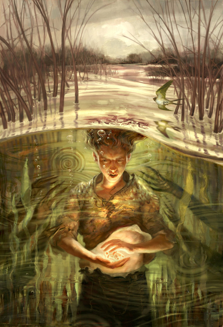 Inside the Imagination of Jon Foster: marsh_by_jon_foster_tad-d5dw4ak.jpg