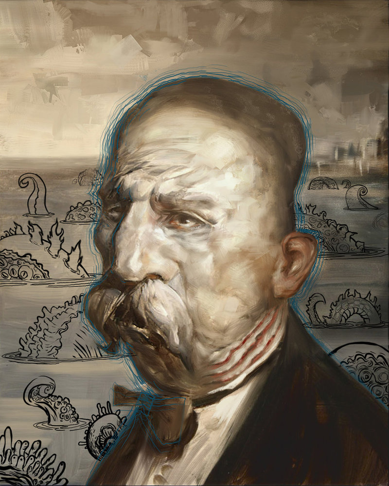 Inside the Imagination of Jon Foster: walrus_dude_07_by_jon_foster-d613xcd.jpg