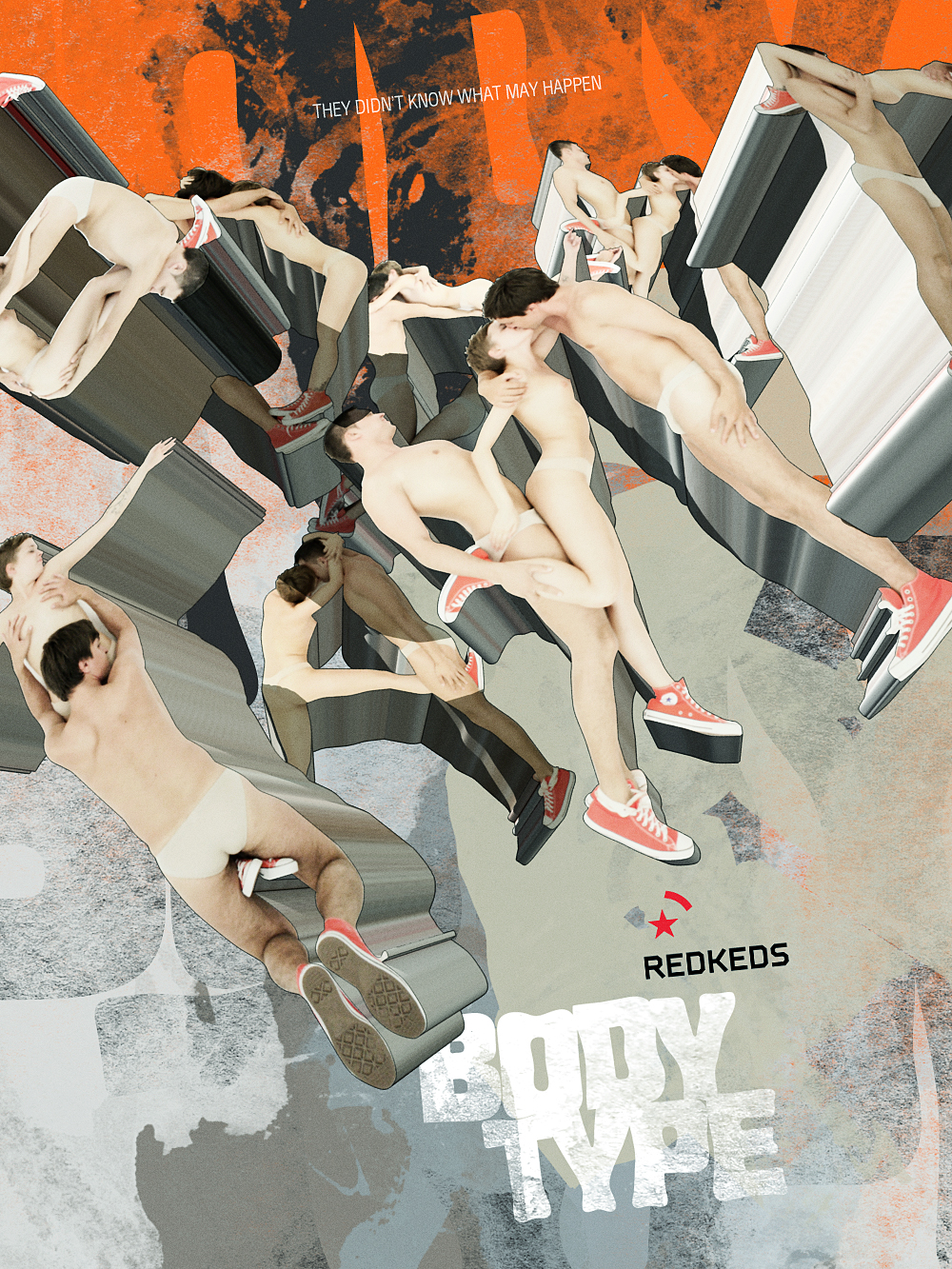 Nude Font: BodyType by Red Keds: morevision2_b.jpg