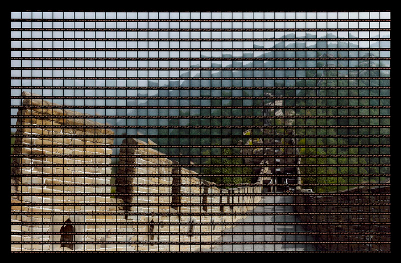 Thomas Kellner's Mosaic-like Photomontages : kellner12.jpg