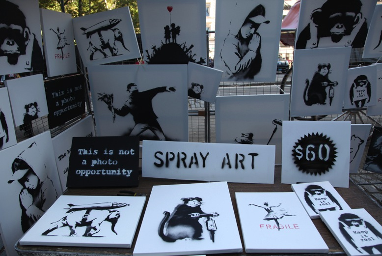 "Banksy ""Better Out Than In"" Day 12—21 Recap: STALL-TIGHT-private.jpg"