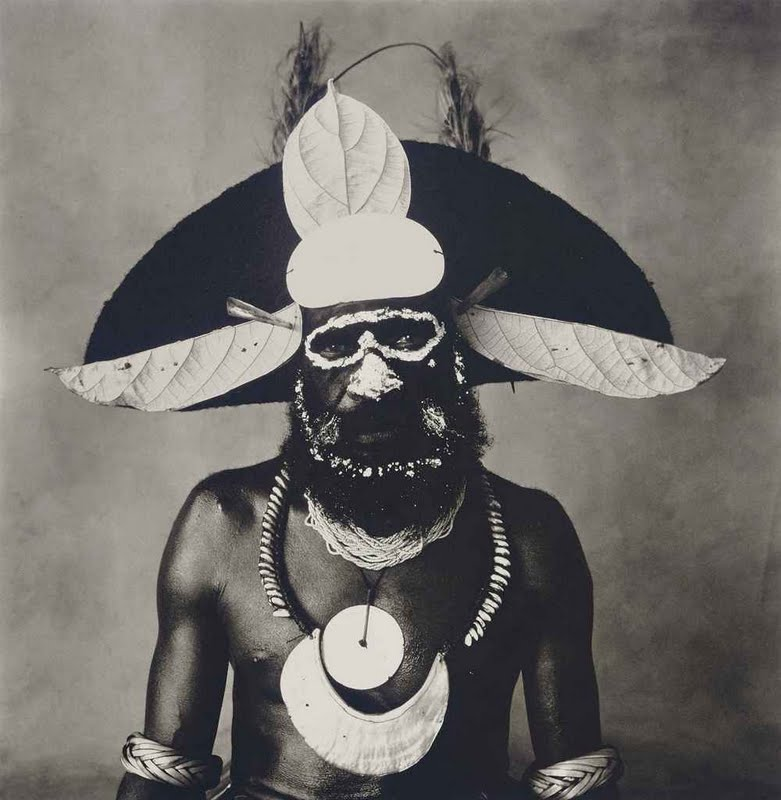 Photographs by Irving Penn: irving_penn_new_guinea_man_with_painted-on_glasses_1970_d5420726g.jpeg