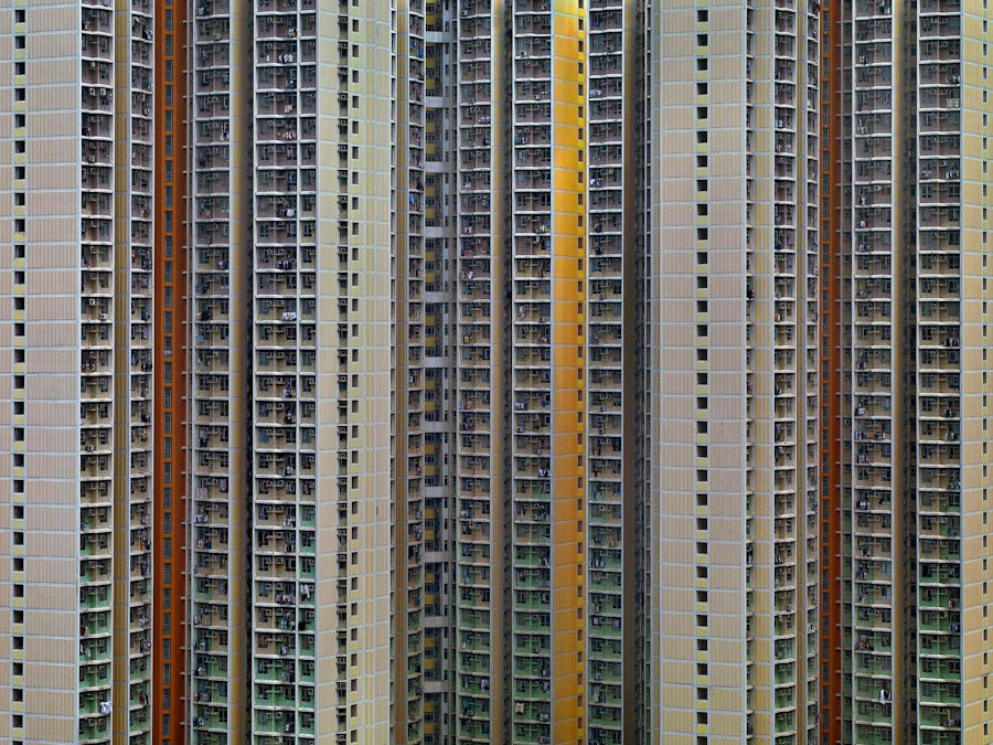 "Michael Wolf's ""The Architecture of Density"": a102.jpg"