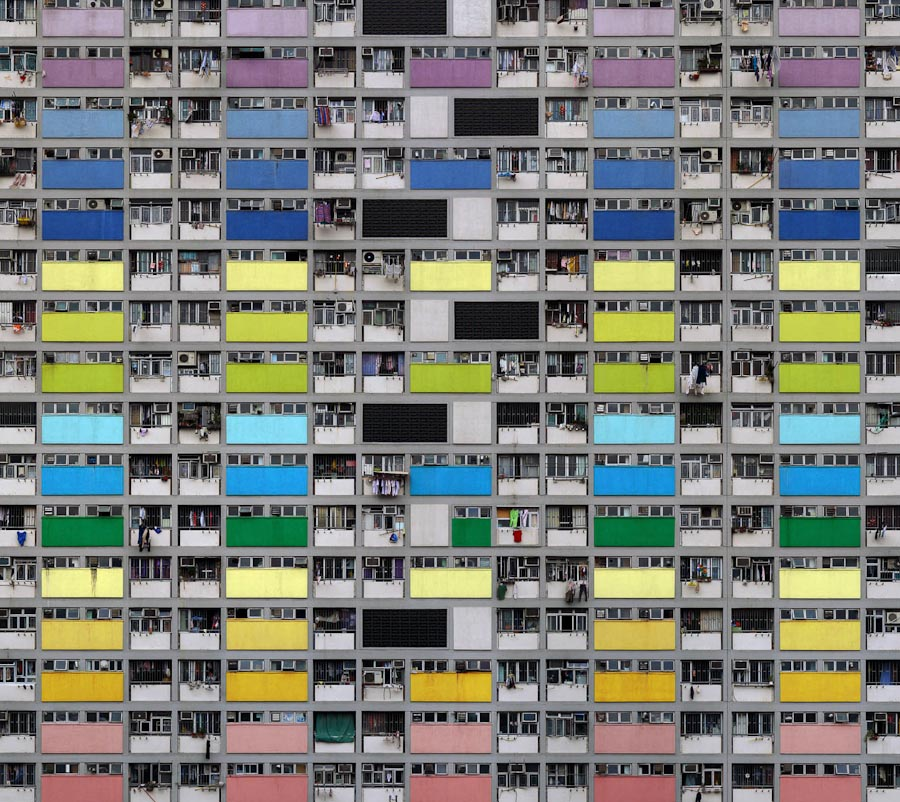 "Michael Wolf's ""The Architecture of Density"": a99.jpg"