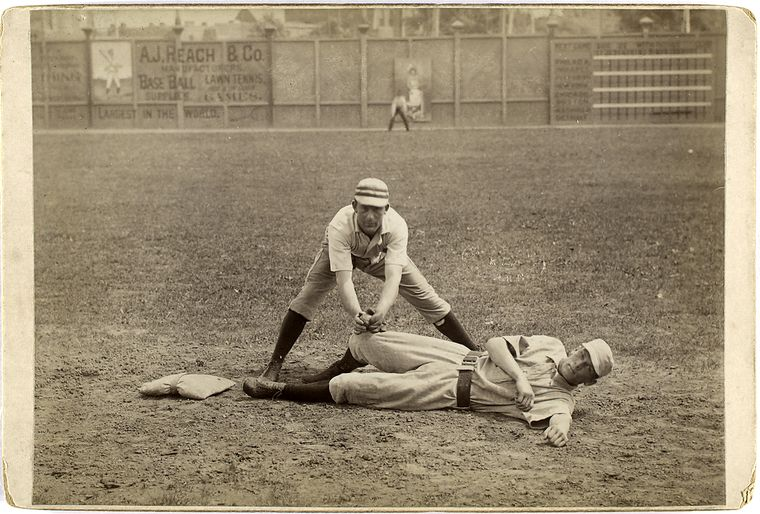 Vintage Photos From Baseball's Early Days: index-4.jpg