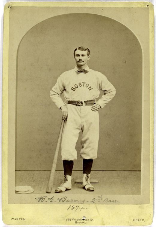 Vintage Photos From Baseball's Early Days: index-5.jpg