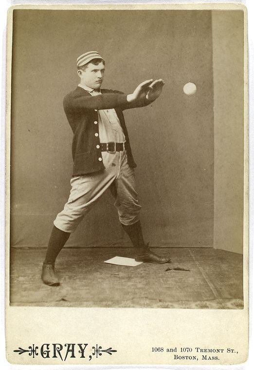 Vintage Photos From Baseball's Early Days: index-9.jpg