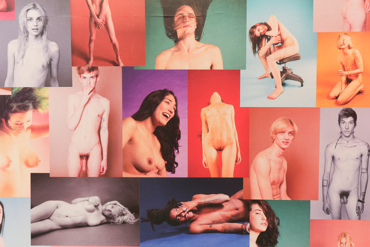 "Ryan McGinley ""Yearbook"" @ Ratio 3, SF: RMcGinley-Installation-YEARBOOK-028-LORES.jpg"